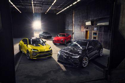 2019 Lamborghini Urus by Novitec 21