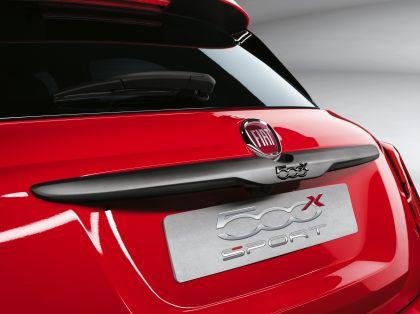 2020 Fiat 500X Sport 11