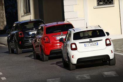 2020 Fiat 500X Sport 34