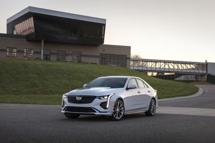 2020 Cadillac CT4 Sport 3