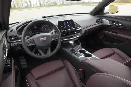 2020 Cadillac CT4 Sport 7