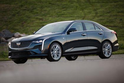 2020 Cadillac CT4 Premium Luxury 1