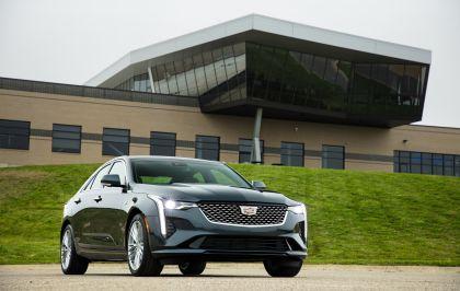 2020 Cadillac CT4 Premium Luxury 3
