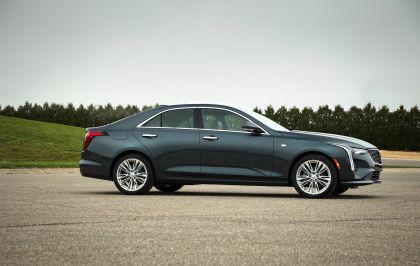 2020 Cadillac CT4 Premium Luxury 4