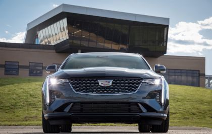 2020 Cadillac CT4 Premium Luxury 5