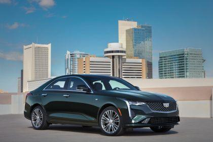 2020 Cadillac CT4 Premium Luxury 13