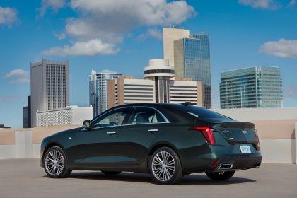 2020 Cadillac CT4 Premium Luxury 14