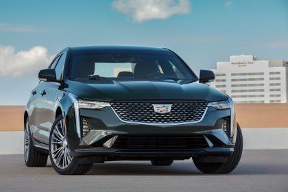 2020 Cadillac CT4 Premium Luxury 15