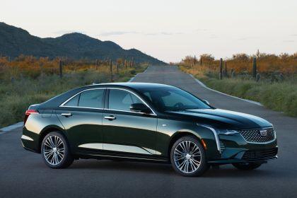 2020 Cadillac CT4 Premium Luxury 16