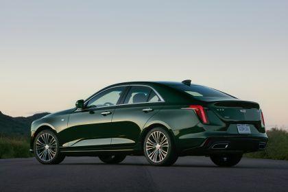 2020 Cadillac CT4 Premium Luxury 17
