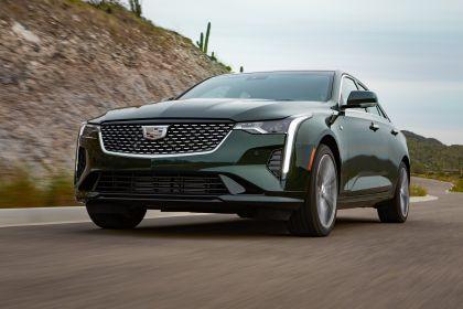 2020 Cadillac CT4 Premium Luxury 20