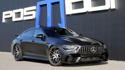 2019 Posaidon RS 830 ( based on Mercedes-AMG GT 63 S 4Matic+) 3