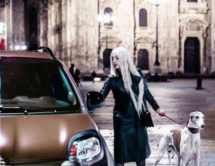 2020 Fiat Panda Trussardi 12