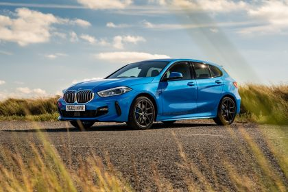 2020 BMW 118d ( F40 ) Sportline - UK version 1