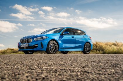 2020 BMW 118d ( F40 ) Sportline - UK version 2