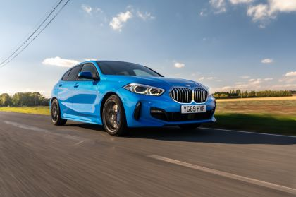 2020 BMW 118d ( F40 ) Sportline - UK version 3