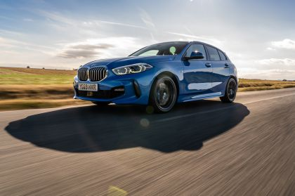 2020 BMW 118d ( F40 ) Sportline - UK version 5
