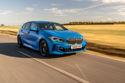 2020 BMW 118d ( F40 ) Sportline - UK version 7