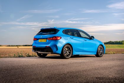 2020 BMW 118d ( F40 ) Sportline - UK version 8