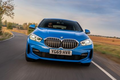 2020 BMW 118d ( F40 ) Sportline - UK version 10