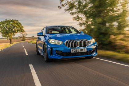 2020 BMW 118d ( F40 ) Sportline - UK version 11