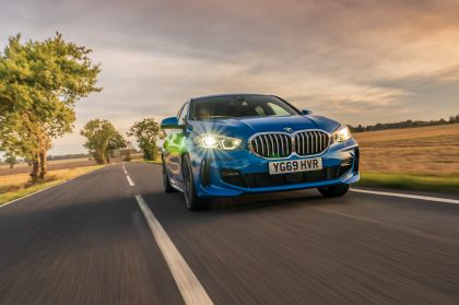 2020 BMW 118d ( F40 ) Sportline - UK version 12