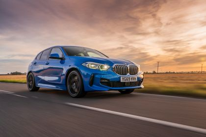 2020 BMW 118d ( F40 ) Sportline - UK version 13