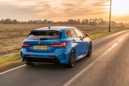 2020 BMW 118d ( F40 ) Sportline - UK version 16