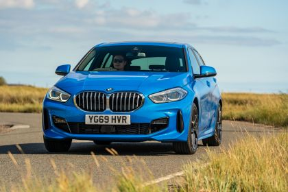 2020 BMW 118d ( F40 ) Sportline - UK version 19