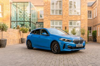 2020 BMW 118d ( F40 ) Sportline - UK version 23