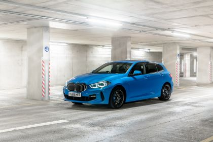 2020 BMW 118d ( F40 ) Sportline - UK version 25