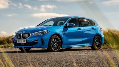 2020 BMW 118d ( F40 ) Sportline - UK version 8