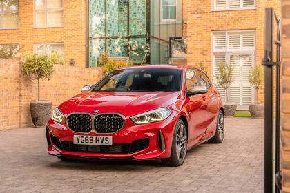 2020 BMW M135i ( F40 ) xDrive - UK version 2