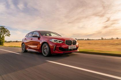 2020 BMW M135i ( F40 ) xDrive - UK version 4