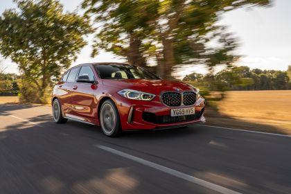 2020 BMW M135i ( F40 ) xDrive - UK version 10