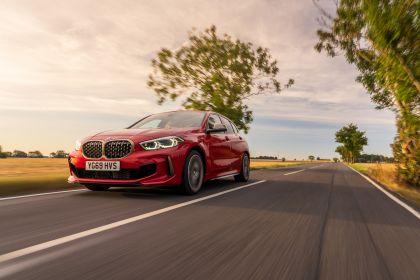 2020 BMW M135i ( F40 ) xDrive - UK version 12