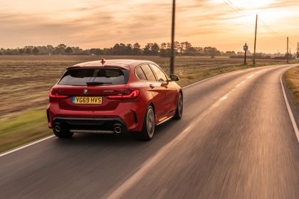 2020 BMW M135i ( F40 ) xDrive - UK version 14