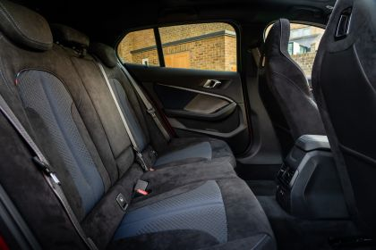 2020 BMW M135i ( F40 ) xDrive - UK version 49