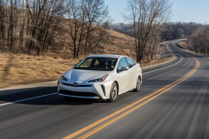 2019 Toyota Prius Limited 2