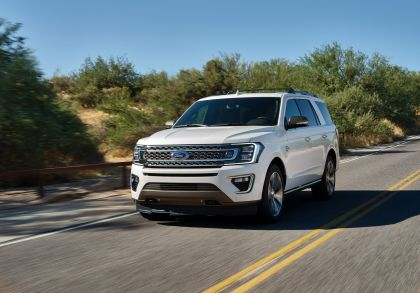 2020 Ford Expedition King Ranch edition 1