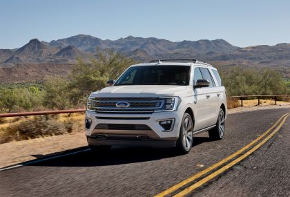2020 Ford Expedition King Ranch edition 2