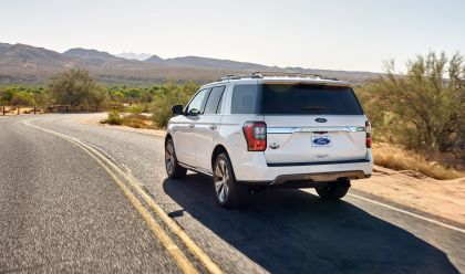 2020 Ford Expedition King Ranch edition 3