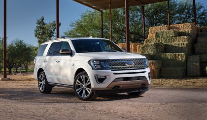 2020 Ford Expedition King Ranch edition 5