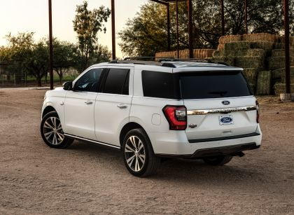 2020 Ford Expedition King Ranch edition 6