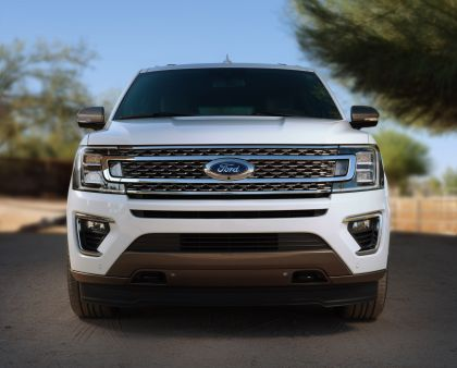 2020 Ford Expedition King Ranch edition 7