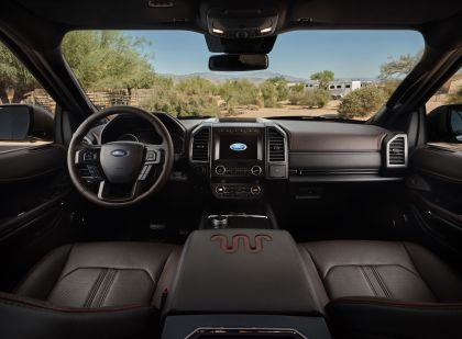 2020 Ford Expedition King Ranch edition 9