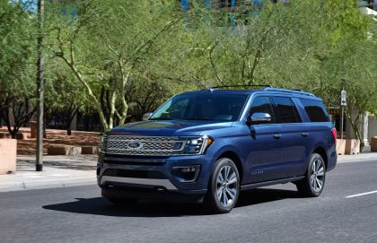 2020 Ford Expedition Platinum edition 1