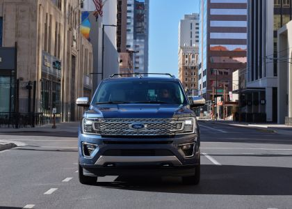 2020 Ford Expedition Platinum edition 2