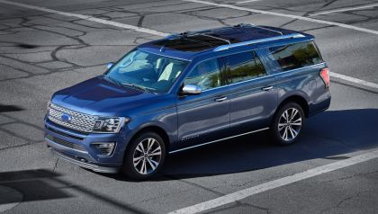 2020 Ford Expedition Platinum edition 4