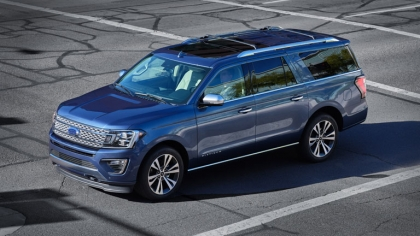 2020 Ford Expedition Platinum edition 9